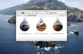 Comment obtenir d'anciennes versions de macOS