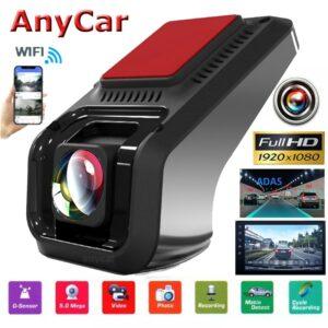 Caméra de tableau de bord pour voiture, Dashcam