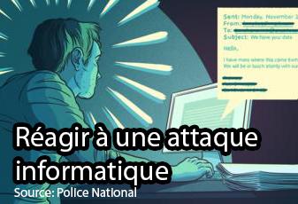 You are currently viewing Réagir à une attaque informatique : 10 préconisations