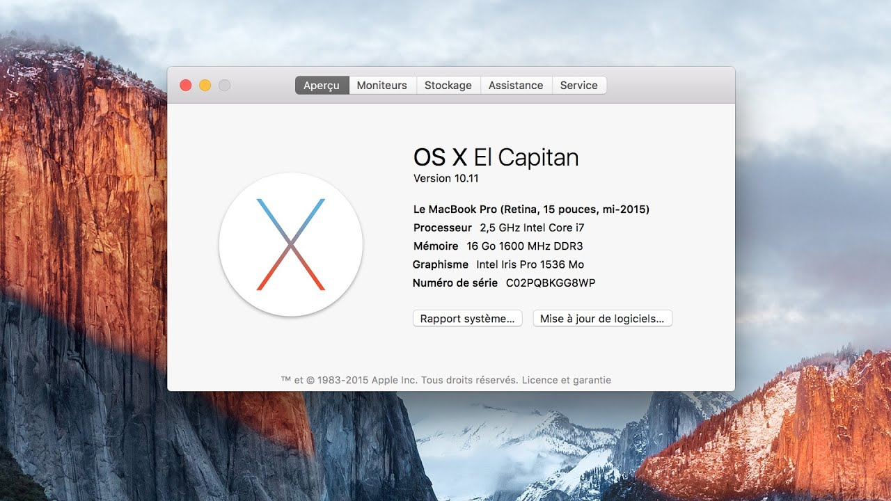 You are currently viewing Installation IOS El-Capitan 10.11
